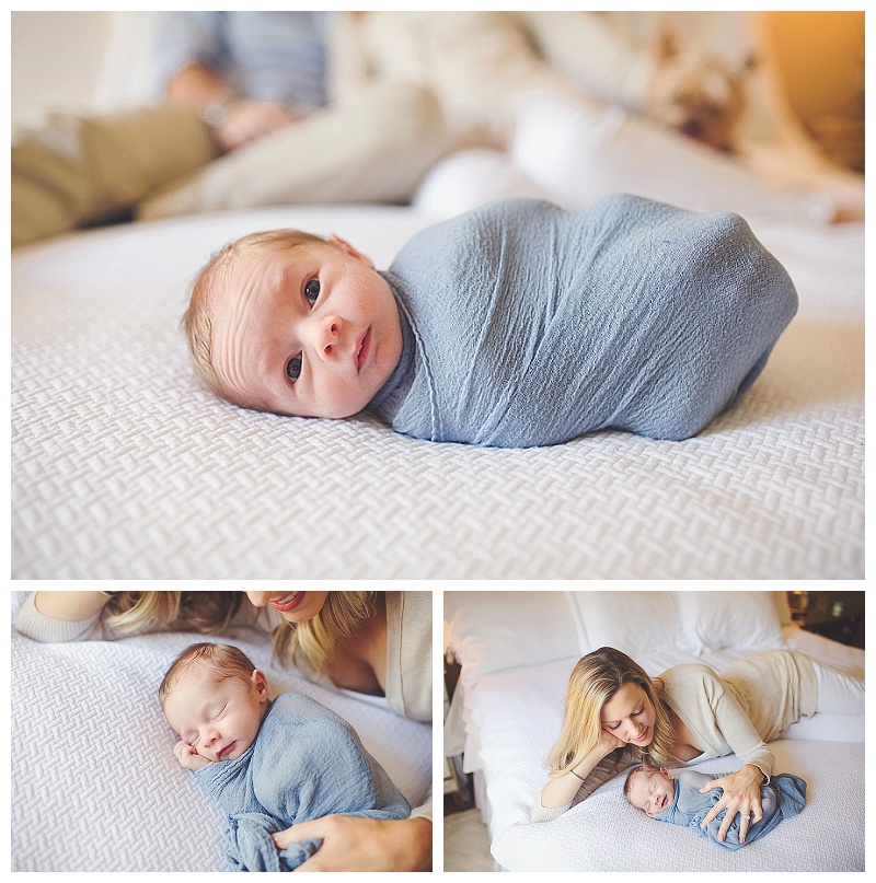 Jacksonville In Home Newborn Photographer