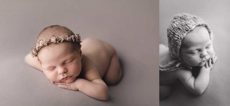 Infant photography jacksonville fl newborn photo session with 1 week old baby girl done by 8 08